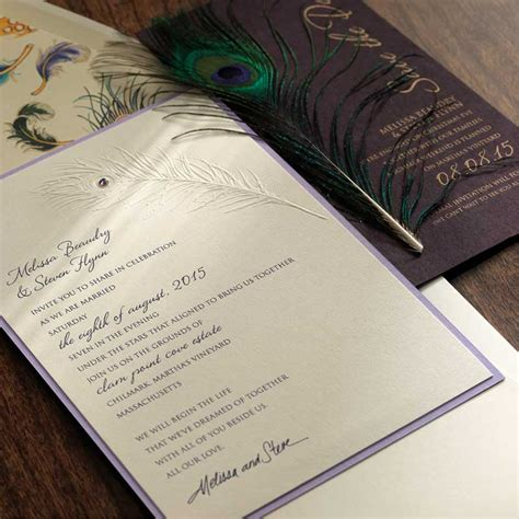 Unique Wedding Invitations by Ideas For Wedding Invitations From The Pros