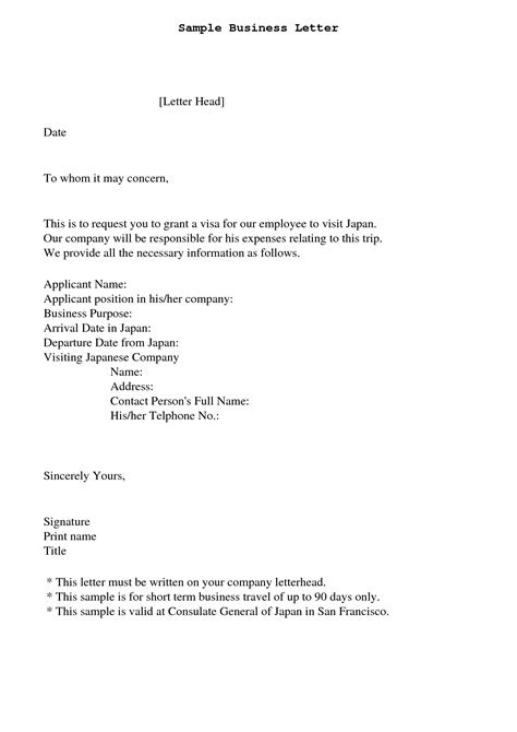 Official Letter Format To Whom It May Concern Formal Letter Format To Whom It May Concern