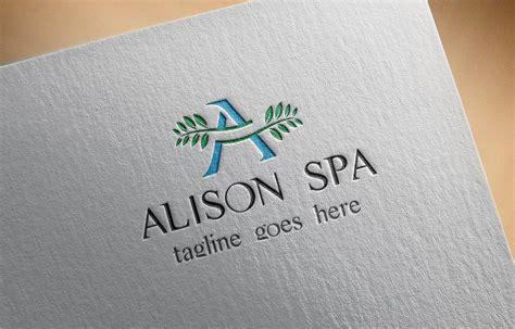 beauty salon spa logo logo templates creative market