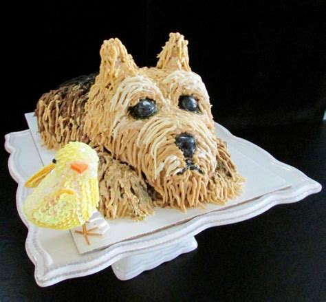 yorkie chocolate cake for larger image click on picture