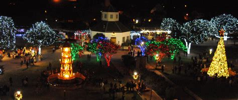christmas arrives in fredericksburg texas mpi traveler