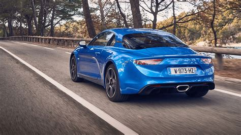 alpine a110 alpine a110 2018 review by car magazine