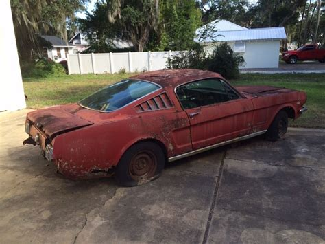 mustang fastback project for sale ford mustang fastback project cars for sale