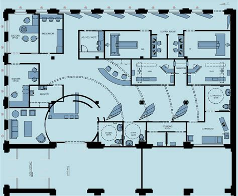 department floor plans office for radiology dominique guarino