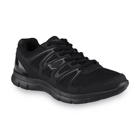 everlast 174 s rally black walking shoe shoes