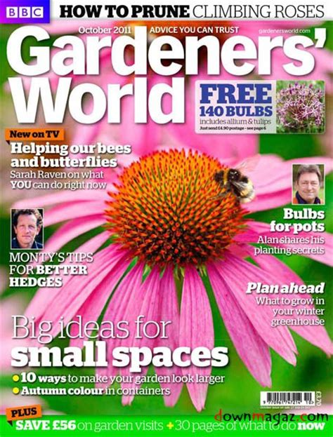 Gardeners World by Gardeners World October 2011 187 Pdf