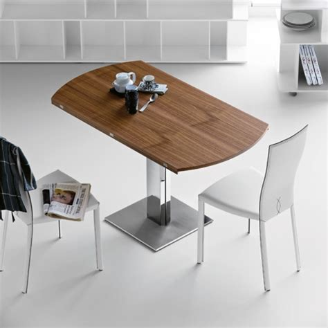 modern wooden dining table modern wood top dining table elvis by cattelan digsdigs