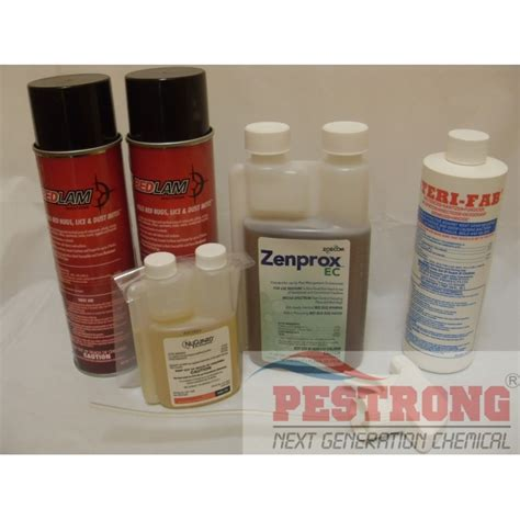 buy bed bugs buy 138 35 bed bugs complete pro kit 4 room
