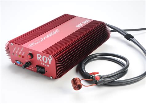 induction heating fluxeon induction heaters roy 1500 induction heater