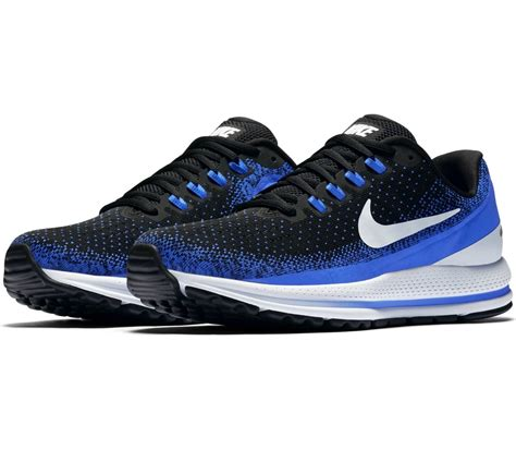 nike air zoom vomero 13 s running shoes black blue buy it at the keller sports shop