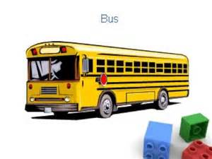 Flash Cards Means Vehicles Flash Cards For Preschoolers And Kindergarten