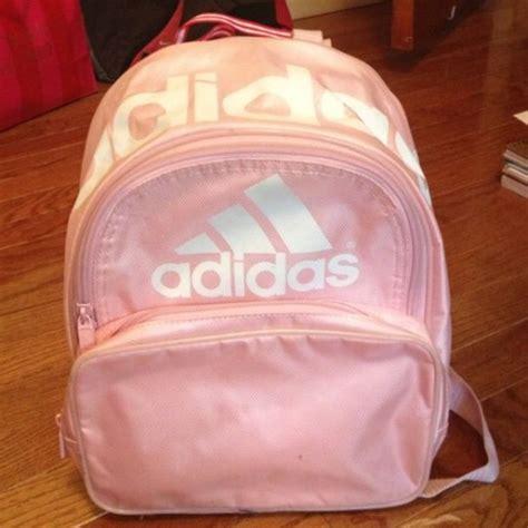 light pink adidas backpack bag pastel boy adidas pink backpack light pink