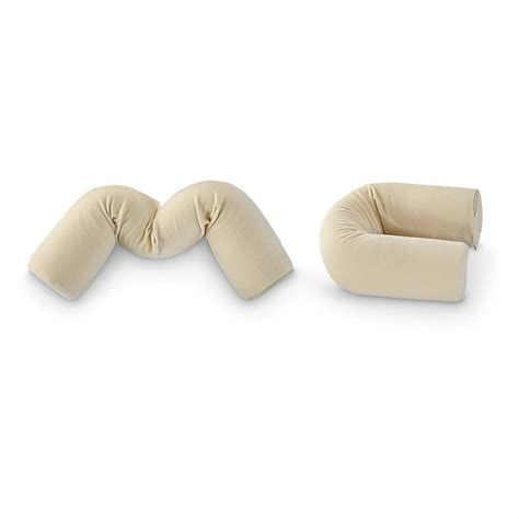 Contour Twist Pillow by Contour Twist Pillow 640702 Back Joint Care At