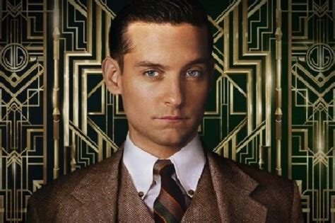 tobey maguire hair gatsby 11 hottest celebrity dads in their 30s