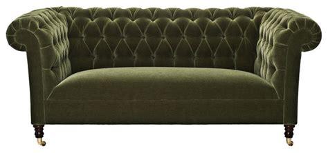 eclectic sofas green velvet chesterfield sofa eclectic sofas