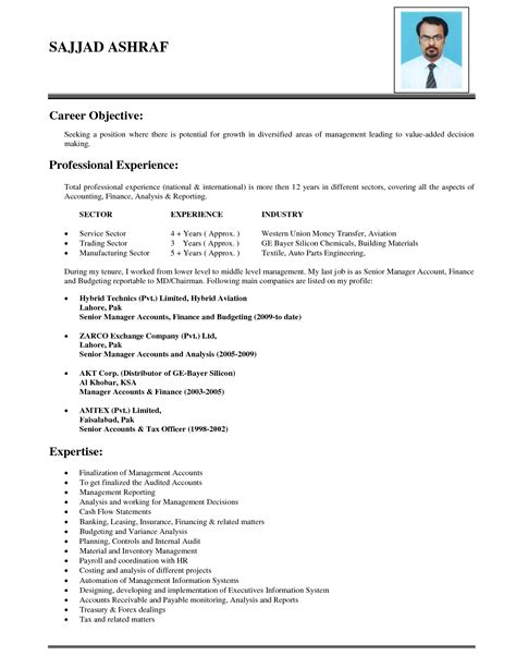 examples of resumes cv personal profile career pioneers