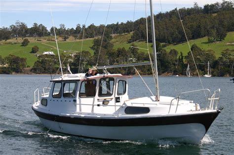 viking finn  nordic heritage motor sailer  sale derwent boat sales