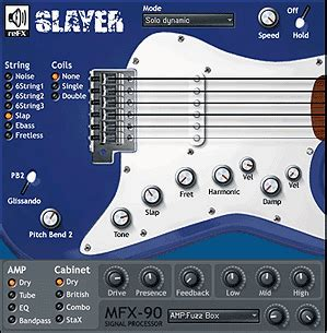 best electric guitar vst slayer instrument plugin
