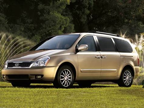 2011 kia sedona pricing ratings reviews kelley blue book