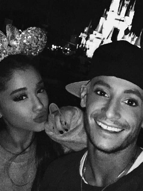 Ariana Grande and her brother Frankie have the BEST time
