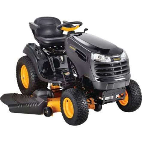 poulan pro pbgt2654 54 in 26 hp lawn and garden gas