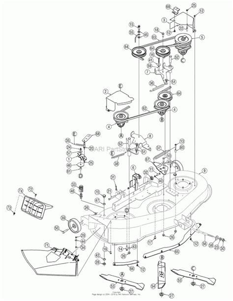 mtd 46 inch deck belt diagram mtd 46 inch deck belt diagram mtd46v2ec snapper
