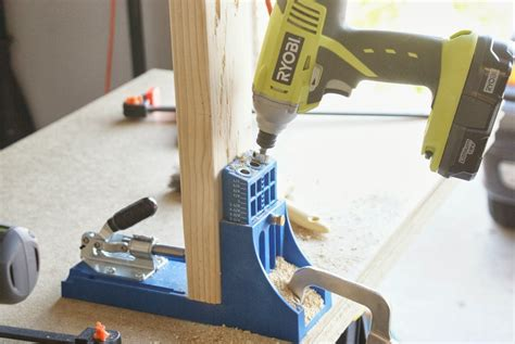 small tool bench remodelaholic build an organized pegboard tool cabinet