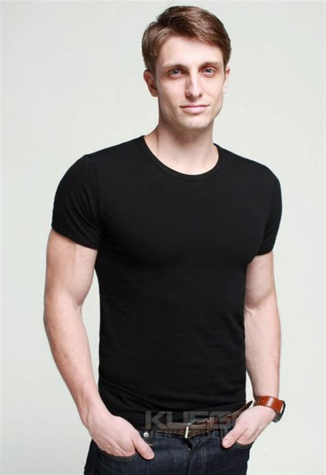 skin tight s sleeve fit t shirt view