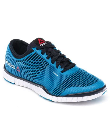 buy reebok blue sport shoes for snapdeal