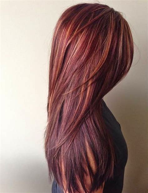 brown cherry hair color home decor cute brown reddish hair for cherry brown look