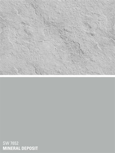 sherwin williams mineral deposit sherwin williams gray paint color mineral deposit sw 7652 gray the new neutral gray