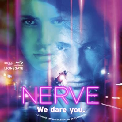 Cd E Book The Nerve nerve dvd covers labels by covercity