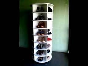 Ikea Rack Sapateira Giratoria Lazy Susan Shoe Rack Youtube