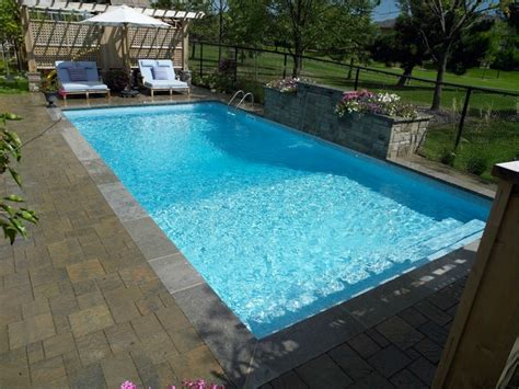 square swimming pool rectangle vinyl liner over step inground pool