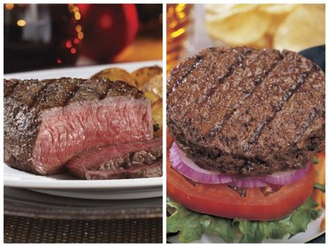 Backyard Burger Combo Prices Special Discounted Buy Now Prices On Omaha Steaks