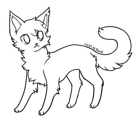cat adoptables line art f2u cat base by burritobunnie on deviantart