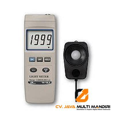 Alat Uji Dan Ukur Cahaya Meter Lx 101 alat ukur cahaya lutron yx 10lx alat ukur indonesia