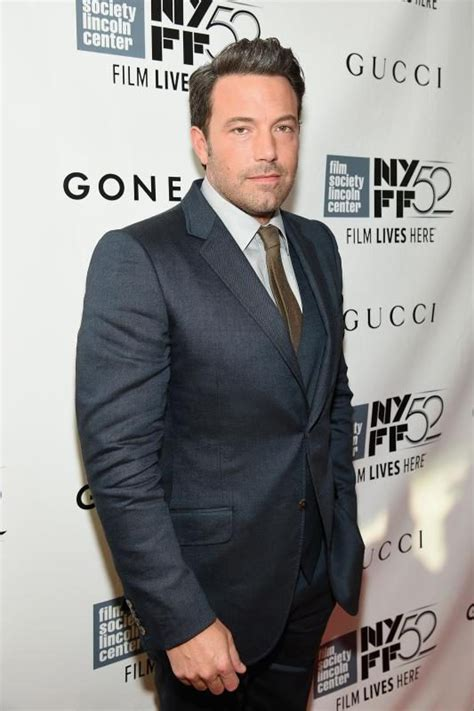 Ben Affleck Shower by Haircuts For With Big Foreheads With Pictures Ehow