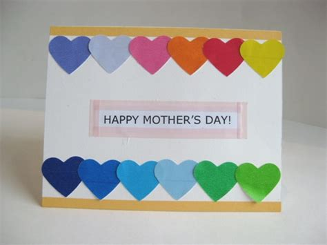 mothers day cards ideas for children to make 15 diy s day cards of me