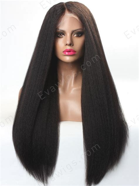 Handmade Human Hair Wigs - custom lace human hair wig