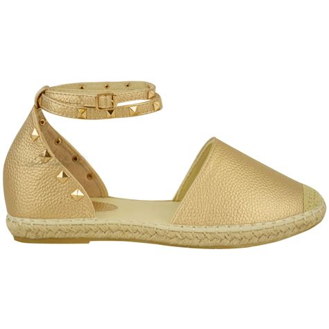 espadrilles shoes womens espadrilles ankle strappy flat summer
