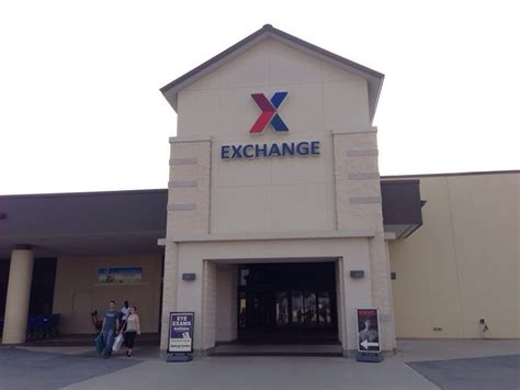 aafes clear creek exchange department stores fort