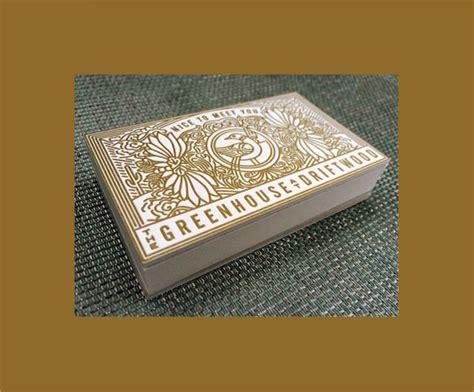 stunning exles of letterpress business cards 25