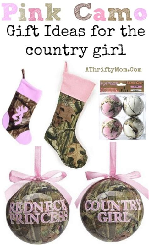 ᗗpink camo stocking and christmas ᐂ ornaments ornaments