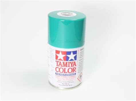 Tamiya Ps 54 Cobalt Green Spray Paint 100ml 1 tamiya 86054 ps 54 lexan spray cobalt green 100ml