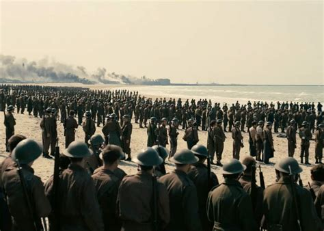 Dunkirk 2017 Full Movie The Second Full Length Trailer For Dunkirk Is Here Geekfeed