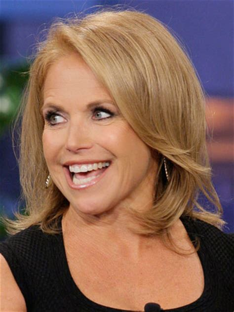 hairstyles of katie couric katie couric haircut photos hairstyle gallery