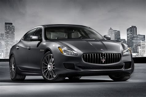 maserati quattroporte 2015 maserati quattroporte e ghibli restyling 2015