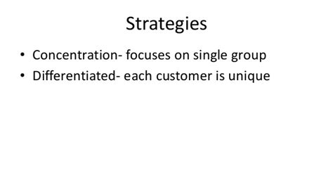 Mba Concentration Strategy by The Portable Mba In Marketing