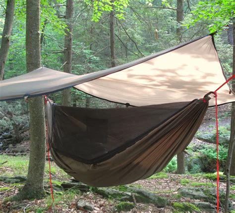 Tree Sleeping Hammock Trail Hammock Sleep Backpacking And Trees